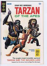 Tarzan #172 Gold Key Pub 1967