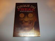 Sons Of Destiny Cirque Du Freak #12 by Darren Shan SC new