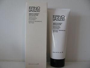 Erno Laszlo Gentle Body Exfoliator 6.7 oz NIB