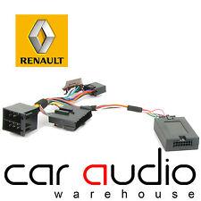 Renault Megane 1997-2000 PIONEER Car Stereo Radio Steering Wheel Interface