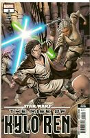 STAR WARS: RISE OF KYLO REN #3 (MARVEL 2019) 1ST CAMEO AVAR KRISS 2ND PRINT NM