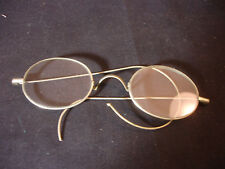 Old Vtg Collectible Wire Rim Antique Eye Glasses