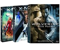 X-MEN LA COLLEZIONE 8 FILM (8 BLU-RAY) Hugh Jackman, Jennifer Lowrence