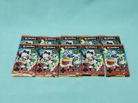 Lego® Ninjago™ Serie 5 Next Level Trading Card 10 Booster / 50 Sammelkarten