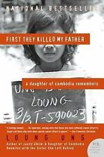 NEW - First They Killed My Father: A Daughter of Cambodia Remembers (P.S.)