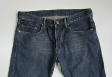 RALPH LAUREN  Polo Mens Straight Leg Blue Jeans Size W 32 L 32
