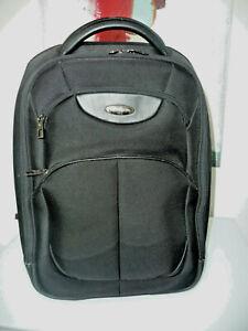 Samsonite Laptop Rucksack, schwarz, gepolstert, 15,6 Zoll - gebraucht