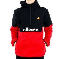 Ellesse Heritage Jacke - Freccia Oh Jacket - Red Black