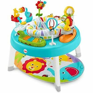 Fisher-Price 3-in-1 Sit-to-stand Activity Center -OPEN BOX
