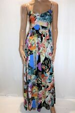 ASOS Women's Multi Floral Print Maxi Dress Size 10 BNWT #TM87