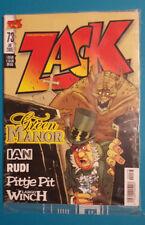 Zack Nr.73 Juli 2005   UNGELESEN 1A absolut TOP    in Folie gelagert !!!