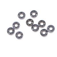 10pcs MR83 3x8x3mm Open Miniature Bearings ball Mini Hand Bearing Spinner FLA