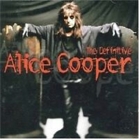 "ALICE COOPER ""THE DEFINITIVE ALICE"" CD NEU BEST OF"