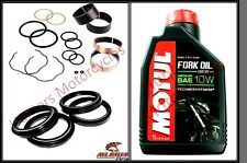 Honda CBF1000 Front Fork Bushes Fork Seals & Fork Dust Seals & Fork Oil Kit