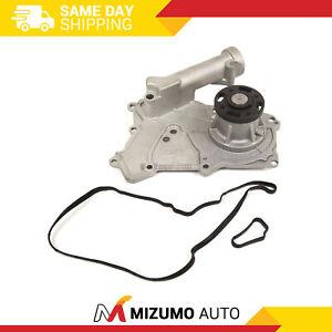Water Pump Fit 06-15 Hyundai Azera Genesis Kia Amanti Borrgeo 3.3 3.5 3.8