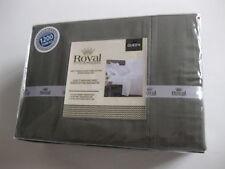 Royal Cotton Sateen Bedding Sheets