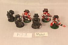 Warhammer Space Marine Metal Devastators