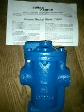 New Spirax Sarco HM34 steam trap