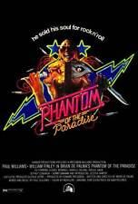 PHANTOM OF THE PARADISE Movie POSTER 27x40 Paul Williams William Finley Jessica