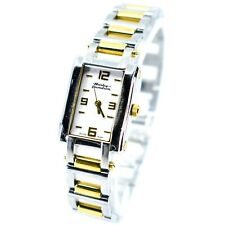 Bulova 78L006 Harley Davidson Two-Tone Stainless Steel Rectangular Quartz Watch