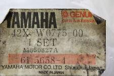 YAMAHA (YBC) NOS OEM 42X-W0775-00-00 84XV700L S'BAR PAD
