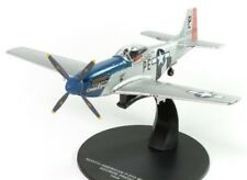 """ATLAS 1/72 WWII FIGHTERS MUSTANG P51-D MUSTANG GEORGE PREDDY """"CRIPES A' MIGHTY"""""""