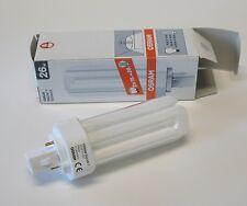 Lampada 26W GX24d-3 41/827 1800 Lumen OSRAM/PHILIPS per lampade PL negozio Nuova