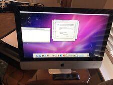 Apple Desktop Computer iMac