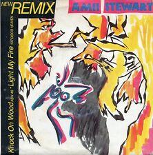 "Amii Stewart - Knock On Wood/Light My Fire  (7"" Single 1985)"