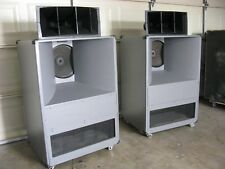 Pair ALTEC-LANSING Voice of the Theater (VOTT) A7-500 Speaker Cabinets only