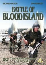 BATTLE OF BLOOD ISLAND RICHARD DEVON RON KENNEDY PEGASUS UK REGION FREE DVD NEW