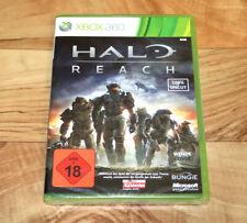 Halo: Reach (Microsoft Xbox 360, 2010, DVD-Box)