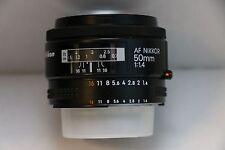 Nikon NIKKOR 50mm f/1.4 AF Lens