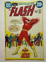 Flash #218 Nick Cardy Cover Neal Adams 1972 DC Comics