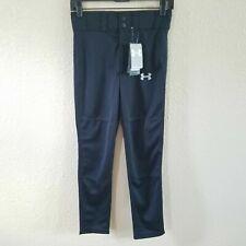 Under Armour Boys Relaxed Fit Pant YMD Youth M Heat Gear Sports Baseball