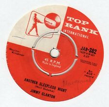 "Jimmy Clanton - Another Sleepless Night 7"" Single 1960"