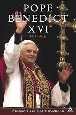 Pope Benedict XVI: A Biography of Joseph Ratzinger-ExLibrary