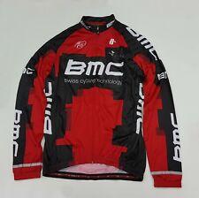 Hincapie BMC Team Men's Cycling Winter Long Sleeve Jersey Size L