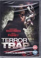 Películas en DVD y Blu-ray terror DVD: 2
