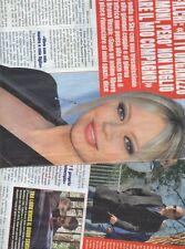 SP23 Clipping-Ritaglio 2015 Anna Falchi In tv organizzo matrimoni, però..