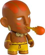Street Fighter X Kid Robot 3'' Dhalsim Classic Trading Figure Anime Manga NEW