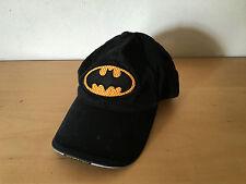 Used - Gorra Cap BATMAN - Black color Negro - One size - Usada 8e33f21969f