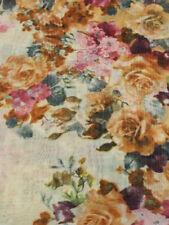 Sciarpe, foulard e scialli da donna floreale multicolore