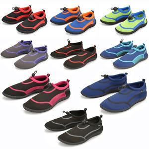 Wet Shoes Childrens Adults Infant Men Toggle Unisex Aqua Water Boots Beach Surf