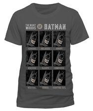 DC Originals 'Moods Of Batman' T-Shirt - NEW & OFFICIAL!