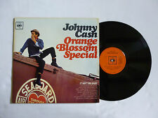 JOHNNY CASH ~ ORANGE BLOSSOM SPECIAL ~ QUALITY 1965 UK MONO COUNTRY VINYL LP