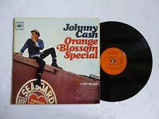 JOHNNY CASH ~ ORANGE BLOSSOM SPECIAL ~ BPG 62501 ~ QUALITY 1965 UK MONO VINYL LP