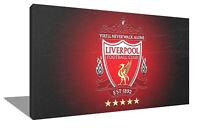 Canvas Print Wall Art Photo JURGEN KLOPP Quote Liverpool FC LIV14 30x20 Inch