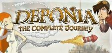 Deponia: The Complete Journey - Steam Key GLOBAL PC, Mac, SteamOS & Linux