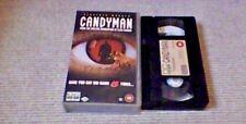 CANDYMAN COLUMBIA TRISTAR UK PAL VHS VIDEO 1994 Virginia Madsen Bernard Rose